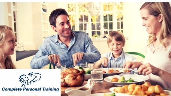 Family Dinner Time, Bonding & Cooking Skills
