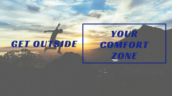 The Comfort Zone…Warm Fuzzy and Fruitless