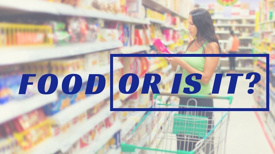 Food …… Or Is it?