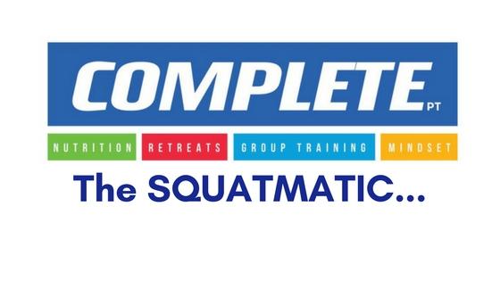 The Squatmatic ….
