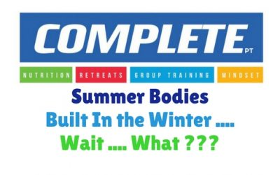 Summer Bodies Built In The Winter .. Wait What ??
